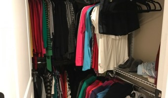 4 Reasons I Cleaned Out My Post-Baby Closet