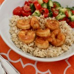 Honey Garlic Shrimp [for Tacos, Bowls, and More!]