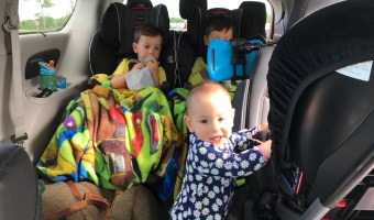 Surviving a Road Trip with Toddlers [8+ hours long!]