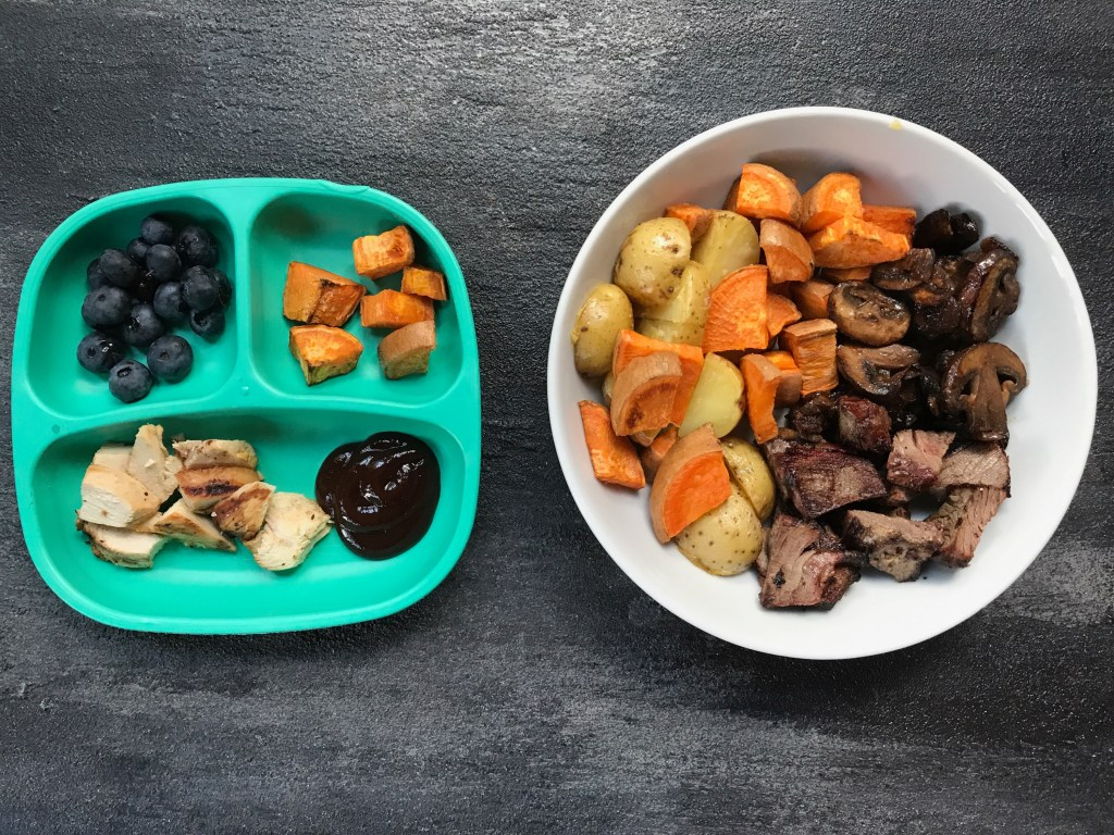 If you love leftovers then these Grilled Steak and Veggie Bowls are for you! Prep the ingredients ahead of time and reheat for another easy weeknight meal.