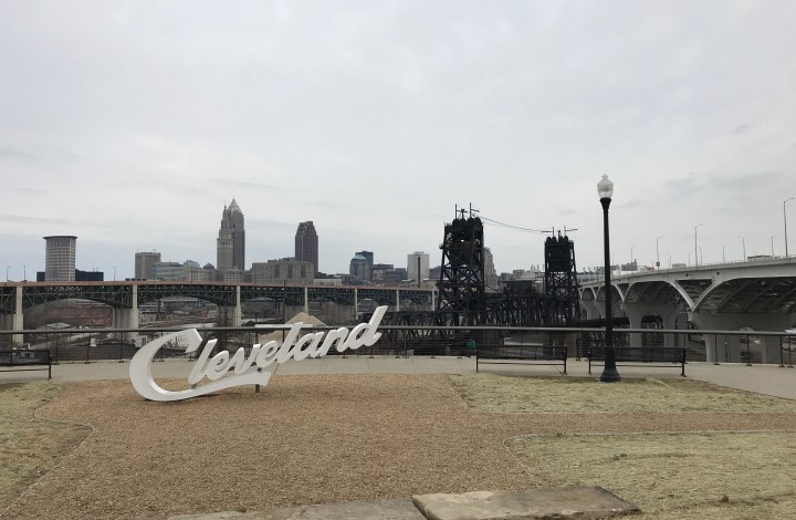 Our Anniversary Weekend in Cleveland