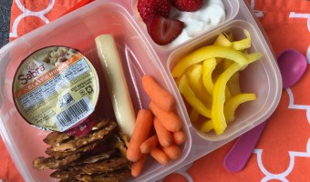 A Protein-Packed School Lunch Idea