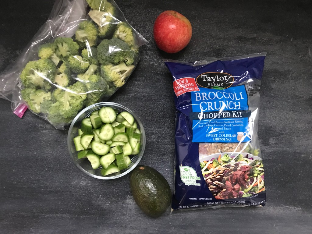 Doctored up salad kits are a great way to get more veggies and healthy ingredients in your diet with the help of this handy grocery store shortcut.