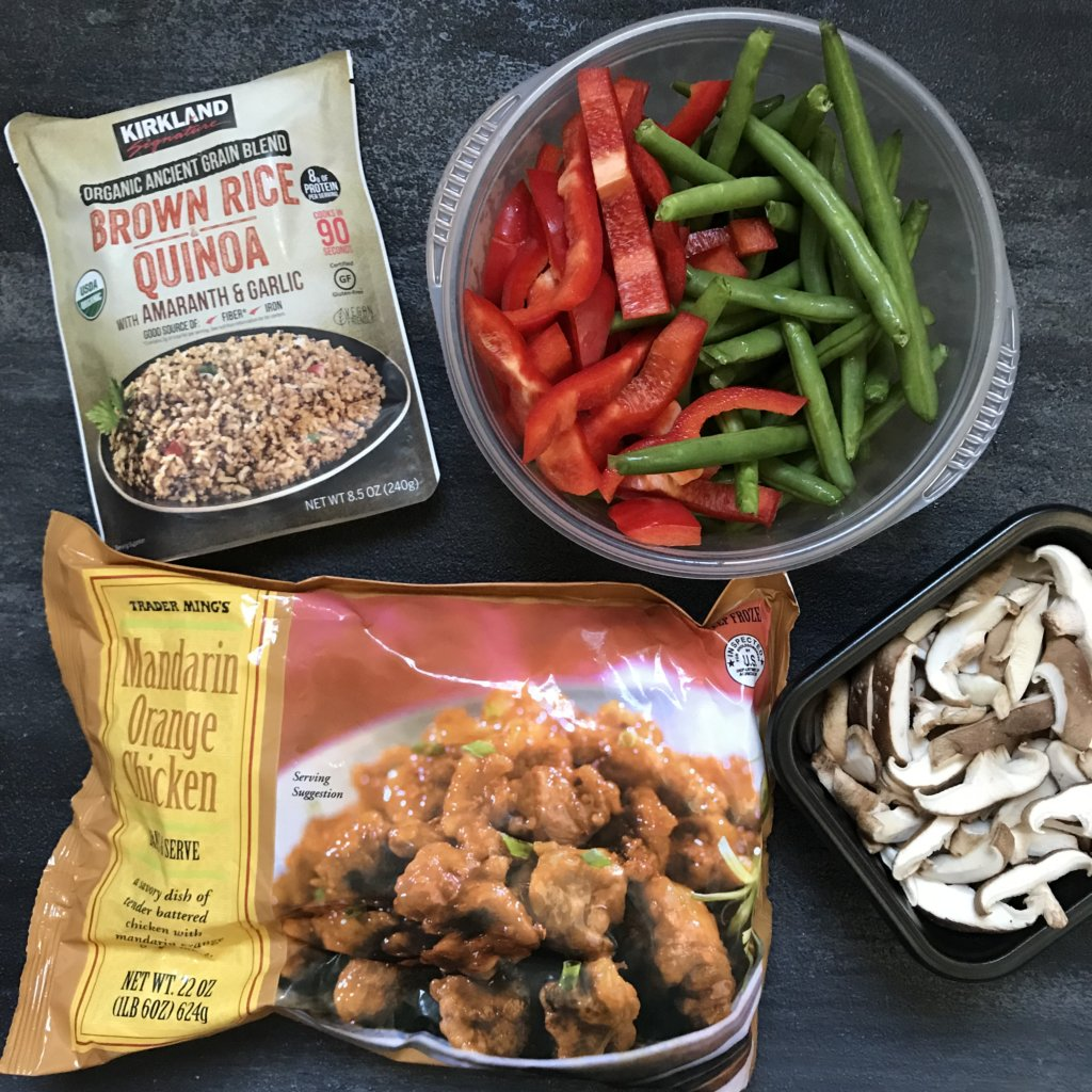 Looking for easy dinners to make with frozen foods? Make dinner that much easier with the convenience of frozen foods found at your local grocery store!