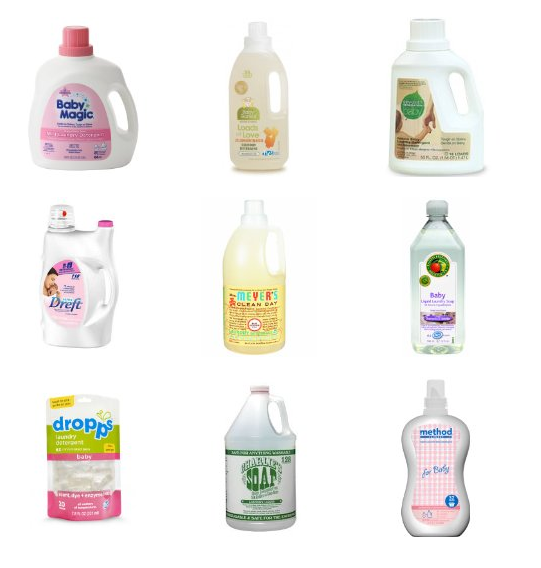 Best Options For Washing And Baby Laundry Detergent Mom Tried It