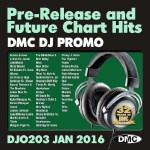 DMC DJ Promo 203 — January (2016)