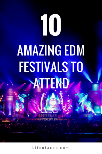 Can't decide on what EDM festival to go to next? Well check out the top 10 at momwhoraves.com. #rave #festivalseason #festivals #edm