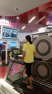 Treadmill Momwhoruns