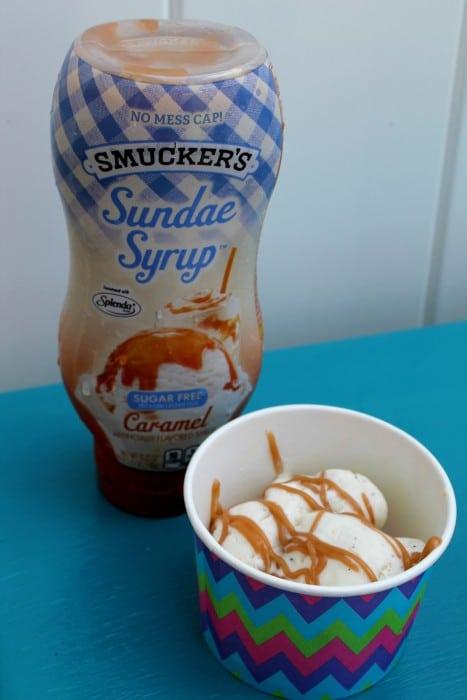 Smuckers Chocolate Sundae Syrup