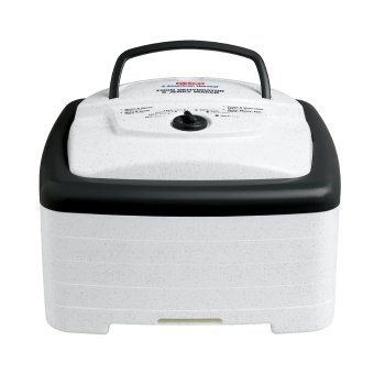 101 Dehydrating Recipes {Mom with a Prep} -- the Dehydrator I use to dehyrate with.