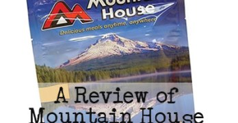 Mountain House Freeze Dried Foods Review