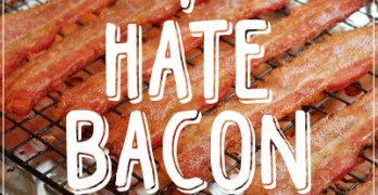 I Hate (your) Bacon and How to Store It Long-Term