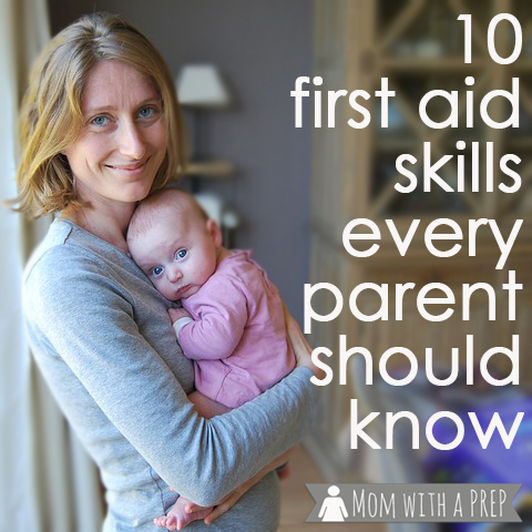 10 First Aid Skills Every Parent Should Know