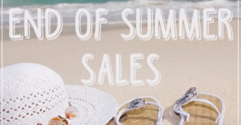 Preparedness Items to get in the End of Summer Sales