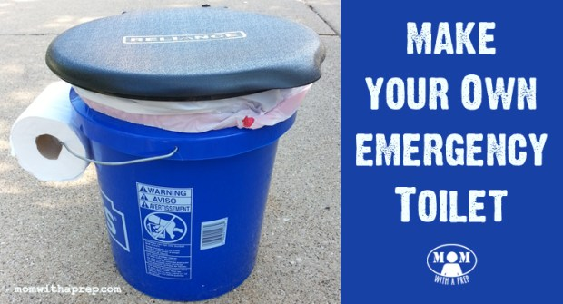 You've watched the news & seen the devastation hurricanes can inflict. Here are natural disaster preparation tips to get ready for anything! (updated 2017). Learn how to make your own emergency toilet ... just in case!