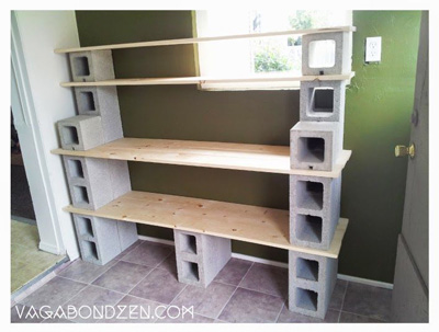 25 Cinder Block Projects for the Homestead  Mom with a PREP