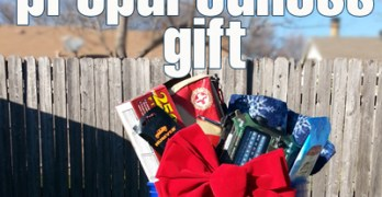 The Emergency Bucket Gift – the ultimate preparedness gift for family and friends