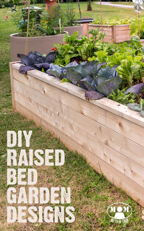 Garden Design With Diy Raised Bed Garden Designs And Ideas Mom With A Prep With Fuschia
