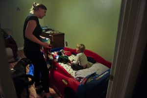 Toddler Anxiety at Bedtime