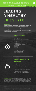 sleep issues and solutions