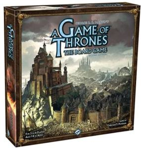 game of thrones the iron throne board game
