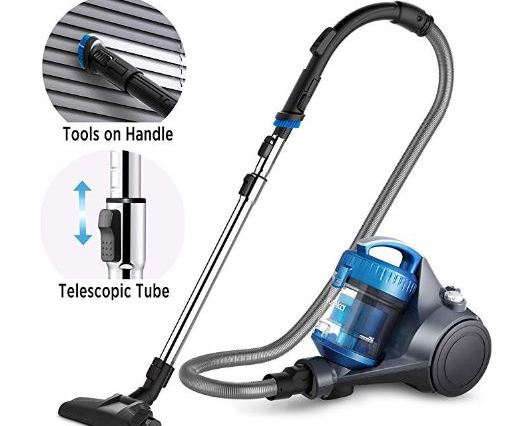 top rated vacuum cleaner