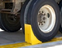 wheel chock 2020 on highway