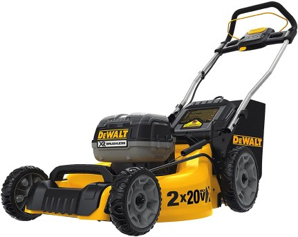 best battery lawnmower