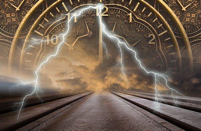 """Nouvelle """"L'héritage du temps"""" - mon alter éco - voyage dans le temps"""