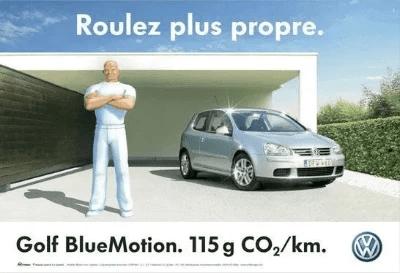 Greenwashing - Dieselgate Volkswagen - mon alter eco
