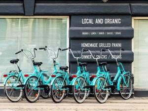 Comment se mettre facilement au vélo ? Vélo type velib - mon alter éco