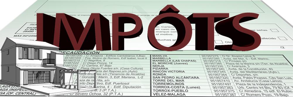 Immobilier en Espagne, quels sont les impôts et les taxes?