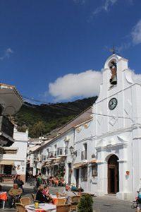 Eglise à Mijas