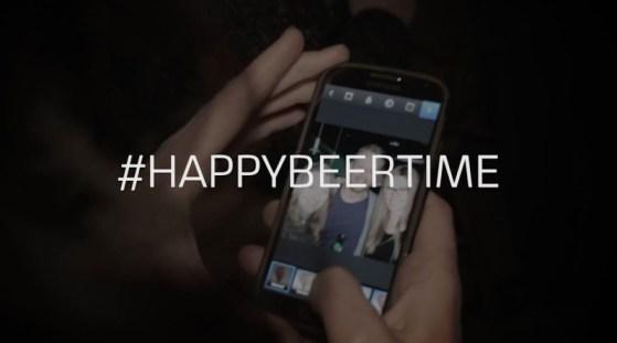 Carlsberg rallonge les happy hours avec Instagram