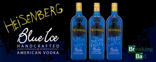 vodka heisenberg breaking bad