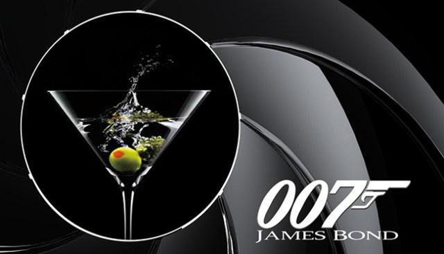cocktail james bond