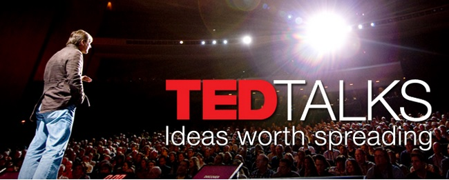Ted talks anglais vente