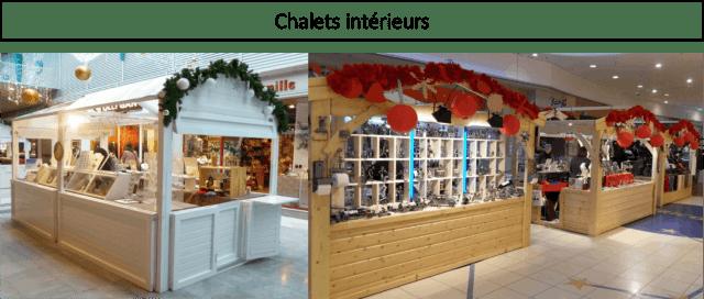 chalets interieurs