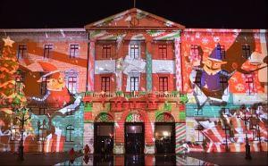 Marché de Noël Annecy 2015
