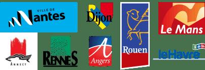 logos villes