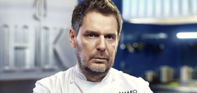 chef Modest Amaro