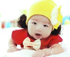 生後2ヵ月~3ヵ月の赤ちゃん特徴は?