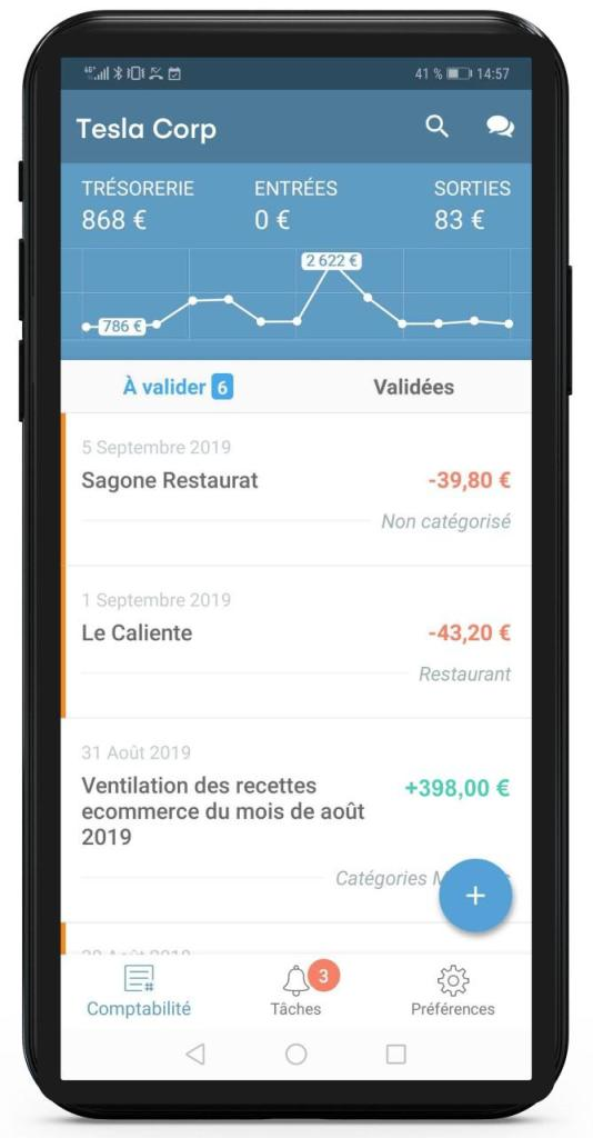 L'application expert comptable DOUGS