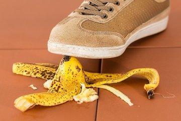 les erreurs de management sont difficiles à éviter et elles vous feront inévitablement glisser comme sur une peau de banane.