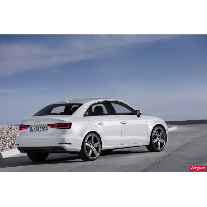 Film teinté Audi A3 BERLINE 5P (2013-ACTUEL) – Vitres teintées – Film solaire auto