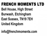 Address French Moments Ltd with email
