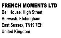 Address French Moments Ltd
