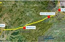 La LGV Rhin-Rhône