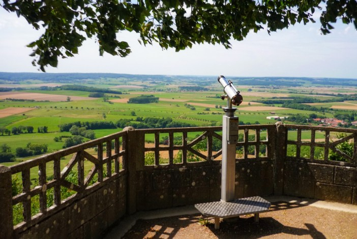 La vue de la Colline de Sion-Vaudemont © French Moments
