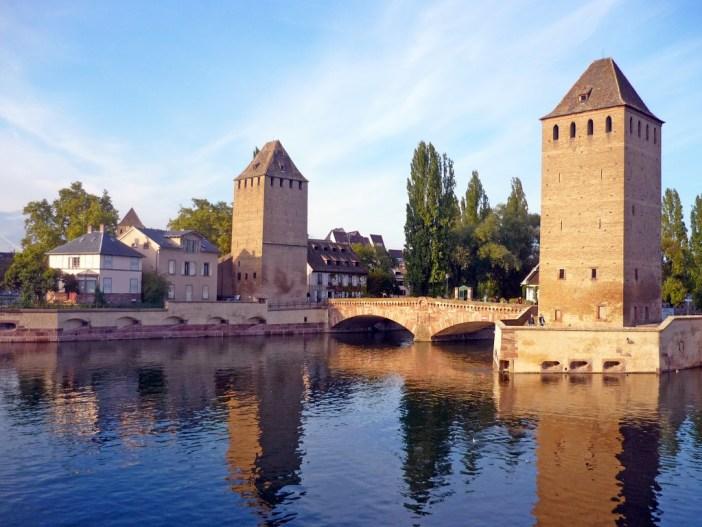 Ponts Couverts de Strasbourg